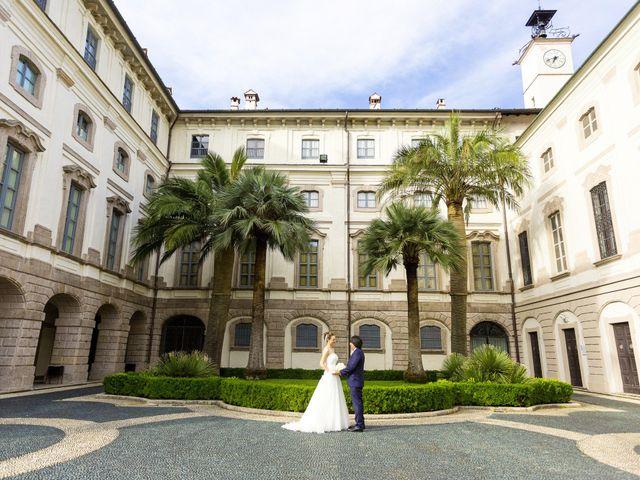 Il matrimonio di Marcello e Clara a Stresa, Verbania 11
