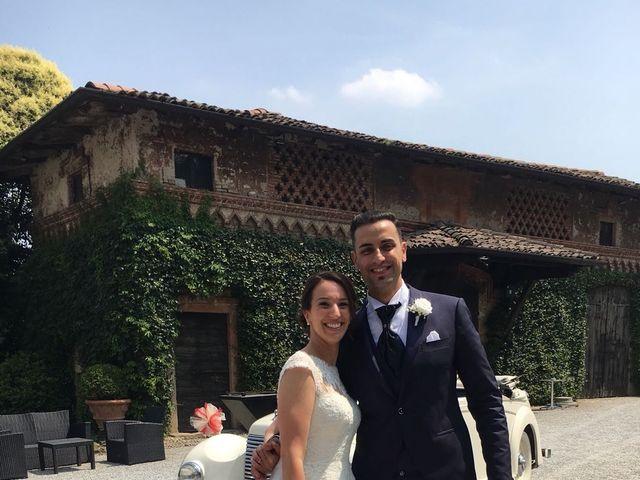Il matrimonio di Matteo e Sara a Saronno, Varese 4