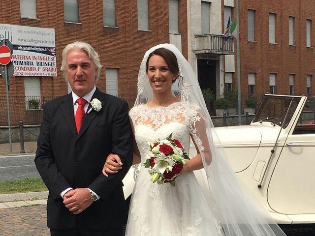 Il matrimonio di Matteo e Sara a Saronno, Varese 5