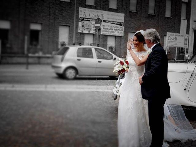 Il matrimonio di Matteo e Sara a Saronno, Varese 1