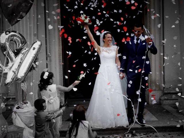Il matrimonio di Matteo e Sara a Saronno, Varese 7