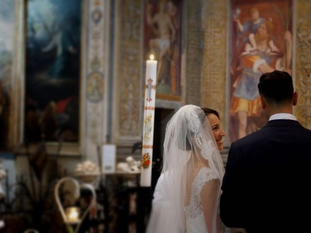 Il matrimonio di Matteo e Sara a Saronno, Varese 8