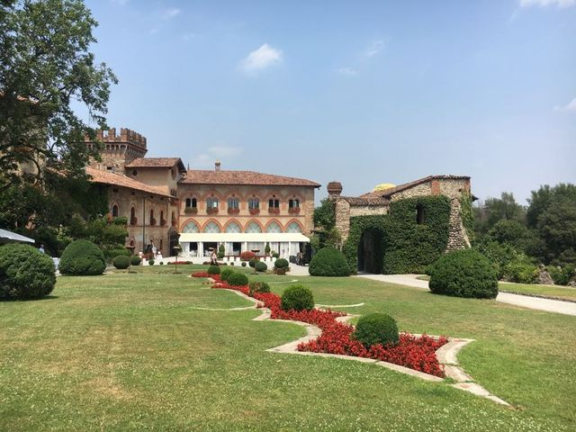Il matrimonio di Matteo e Sara a Saronno, Varese 9