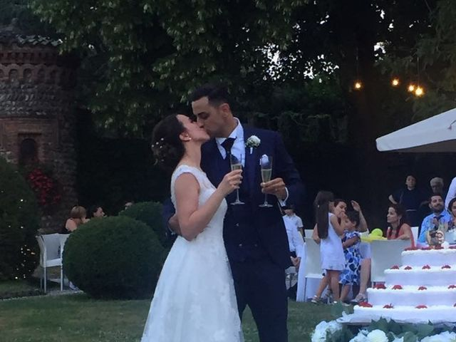 Il matrimonio di Matteo e Sara a Saronno, Varese 11
