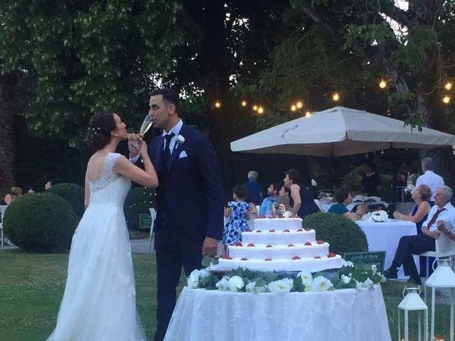 Il matrimonio di Matteo e Sara a Saronno, Varese 12