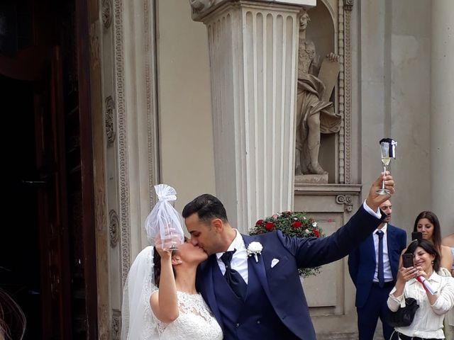 Il matrimonio di Matteo e Sara a Saronno, Varese 15