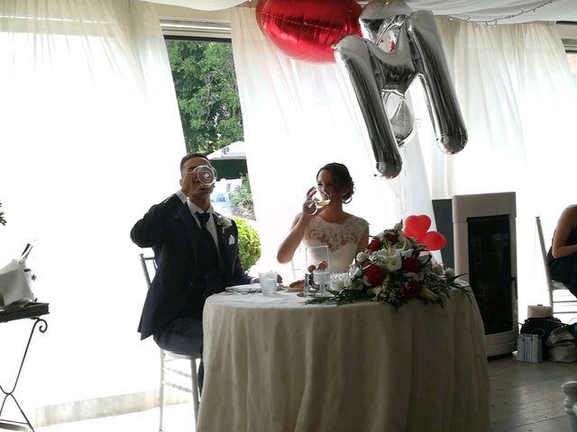 Il matrimonio di Matteo e Sara a Saronno, Varese 19