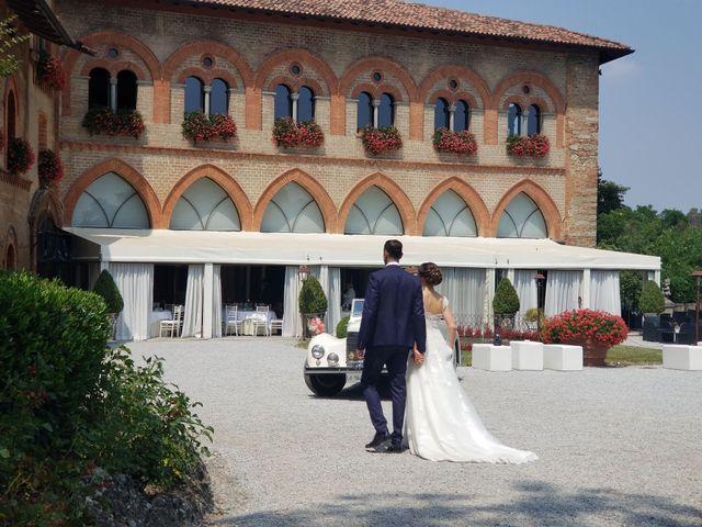 Il matrimonio di Matteo e Sara a Saronno, Varese 22