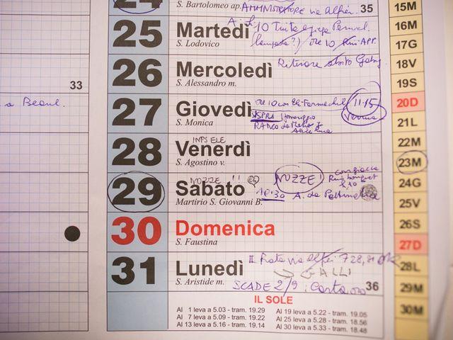 Il matrimonio di Gabriele e Eleonora a Ispra, Varese 1