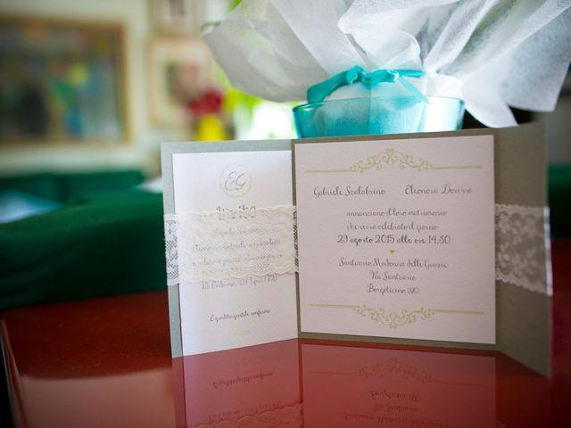 Il matrimonio di Gabriele e Eleonora a Ispra, Varese 5