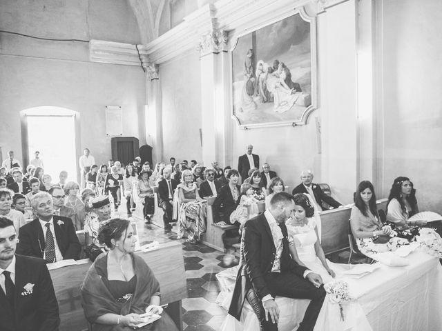 Il matrimonio di Gabriele e Eleonora a Ispra, Varese 48