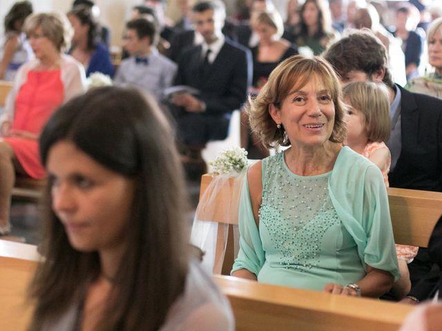 Il matrimonio di Gabriele e Eleonora a Ispra, Varese 57