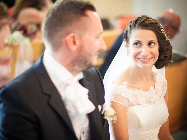Il matrimonio di Gabriele e Eleonora a Ispra, Varese 53