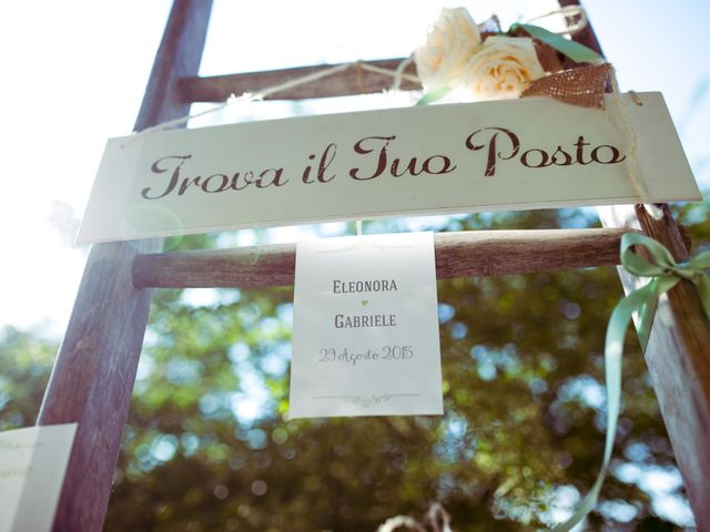 Il matrimonio di Gabriele e Eleonora a Ispra, Varese 68