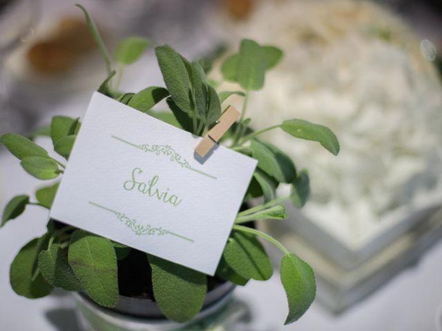 Il matrimonio di Gabriele e Eleonora a Ispra, Varese 72