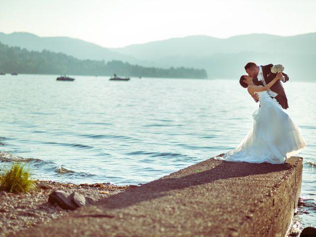 Il matrimonio di Gabriele e Eleonora a Ispra, Varese 83