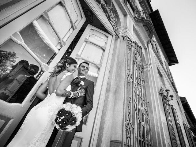 Pubblicazioni Matrimonio Romano Di Lombardia : Reportage di nozze preet stefano palazzo colleoni