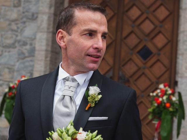 Il matrimonio di Martino e Daniela a Canazei, Trento 3