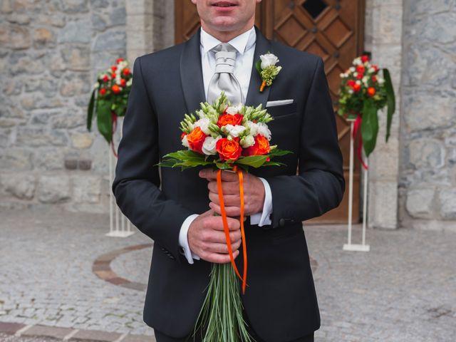 Il matrimonio di Martino e Daniela a Canazei, Trento 4