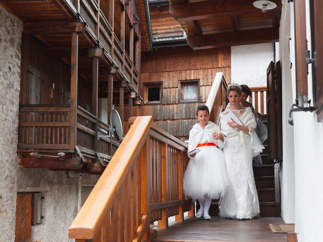 Il matrimonio di Martino e Daniela a Canazei, Trento 10