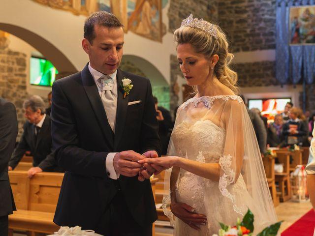 Il matrimonio di Martino e Daniela a Canazei, Trento 12