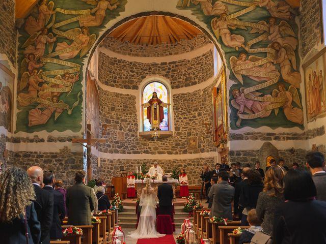 Il matrimonio di Martino e Daniela a Canazei, Trento 13