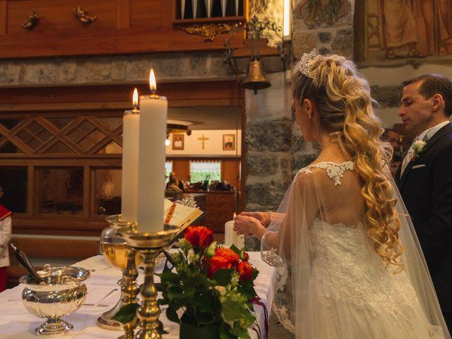 Il matrimonio di Martino e Daniela a Canazei, Trento 14