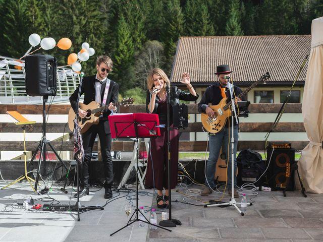 Il matrimonio di Martino e Daniela a Canazei, Trento 16