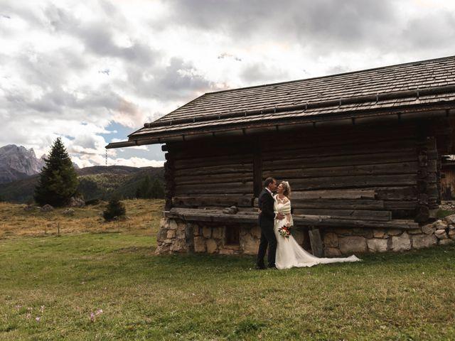 Il matrimonio di Martino e Daniela a Canazei, Trento 18
