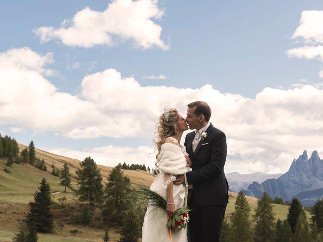 Il matrimonio di Martino e Daniela a Canazei, Trento 20
