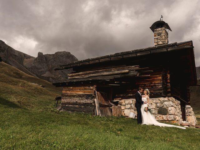 Il matrimonio di Martino e Daniela a Canazei, Trento 1