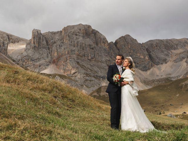 Il matrimonio di Martino e Daniela a Canazei, Trento 21