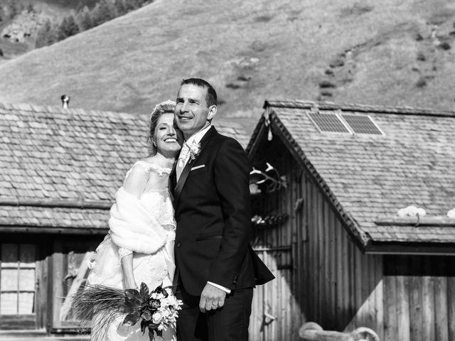 Il matrimonio di Martino e Daniela a Canazei, Trento 23