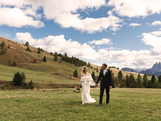 Il matrimonio di Martino e Daniela a Canazei, Trento 25