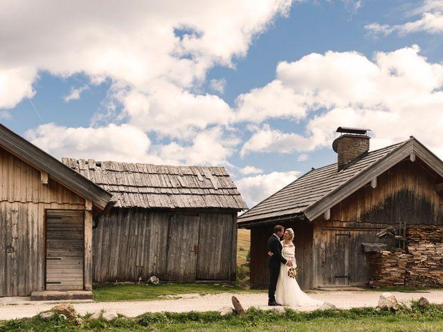 Il matrimonio di Martino e Daniela a Canazei, Trento 26