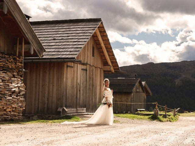 Il matrimonio di Martino e Daniela a Canazei, Trento 29