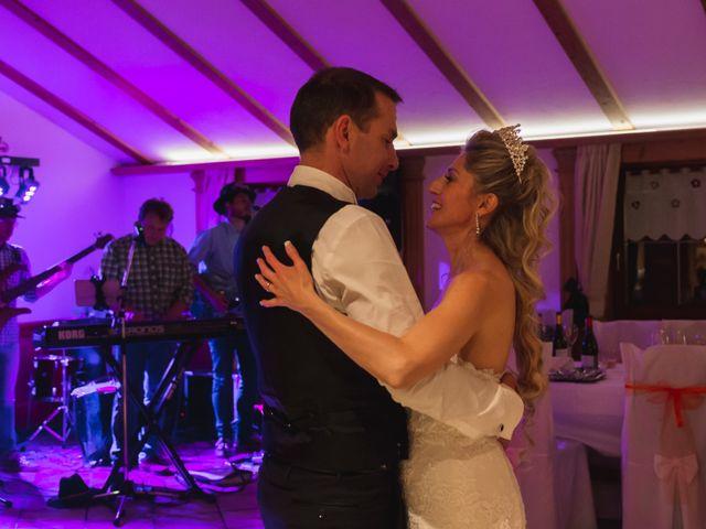 Il matrimonio di Martino e Daniela a Canazei, Trento 32