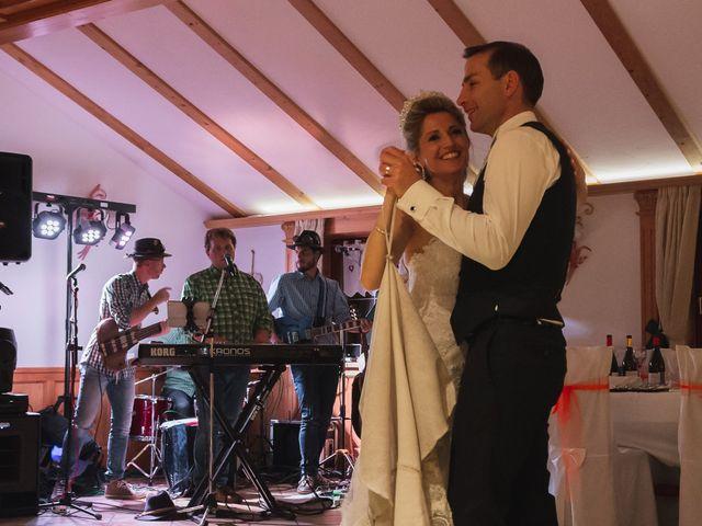Il matrimonio di Martino e Daniela a Canazei, Trento 33