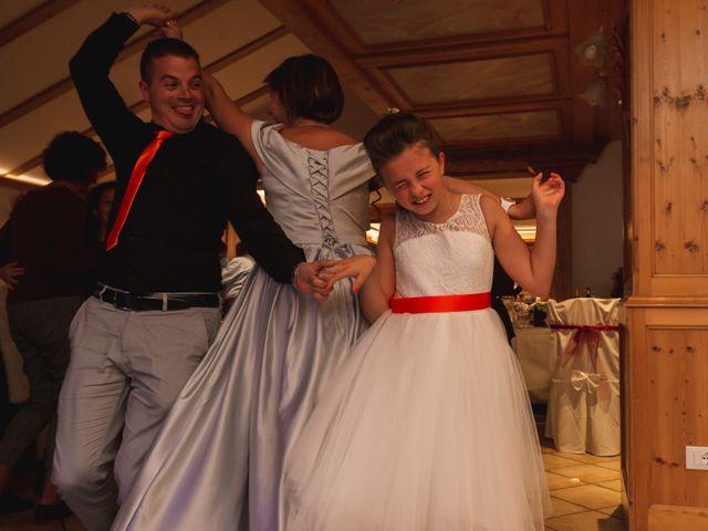Il matrimonio di Martino e Daniela a Canazei, Trento 34