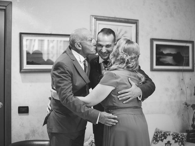 Il matrimonio di Davide e Vanessa a Gaggiano, Milano 6