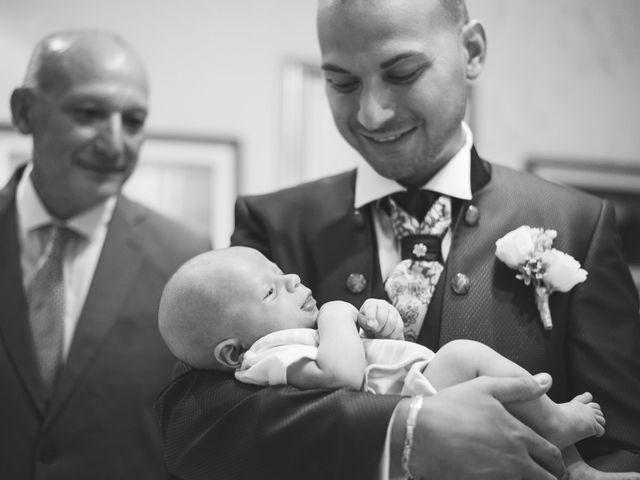 Il matrimonio di Davide e Vanessa a Gaggiano, Milano 7