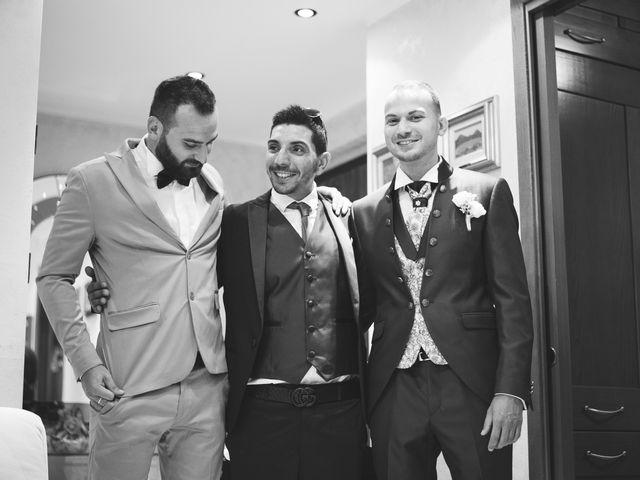Il matrimonio di Davide e Vanessa a Gaggiano, Milano 8