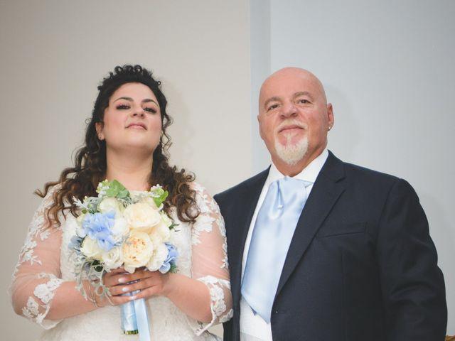 Il matrimonio di Davide e Vanessa a Gaggiano, Milano 16