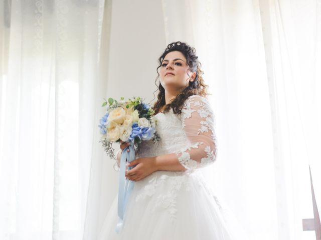 Il matrimonio di Davide e Vanessa a Gaggiano, Milano 17