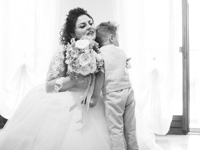 Il matrimonio di Davide e Vanessa a Gaggiano, Milano 18