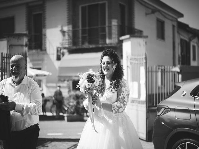 Il matrimonio di Davide e Vanessa a Gaggiano, Milano 26