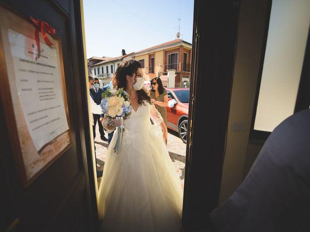 Il matrimonio di Davide e Vanessa a Gaggiano, Milano 27