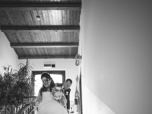 Il matrimonio di Davide e Vanessa a Gaggiano, Milano 33