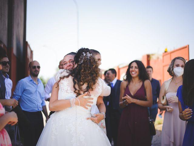 Il matrimonio di Davide e Vanessa a Gaggiano, Milano 36