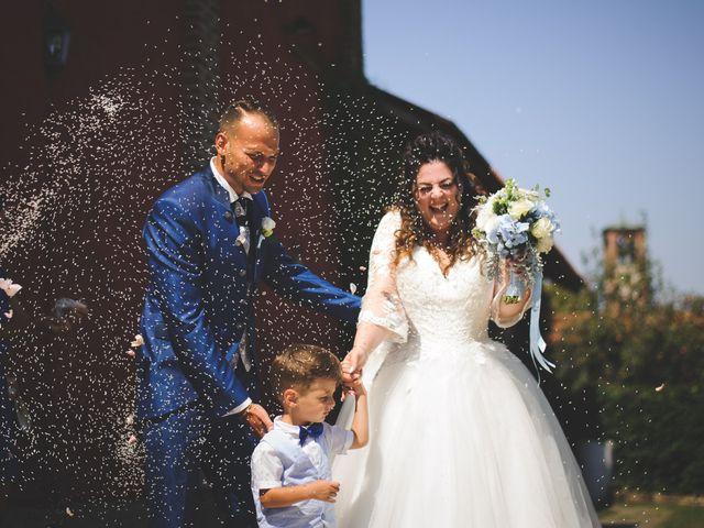 Il matrimonio di Davide e Vanessa a Gaggiano, Milano 40